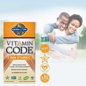 Garden of Life Vitamin C