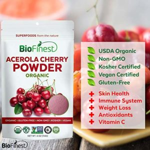 Biofinest Acerola Cherry Juice Powder
