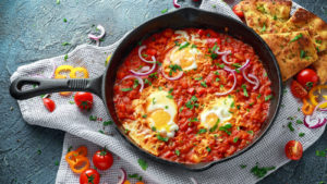 Tasty Breakfast Shakshuka